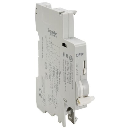 Breaker, Miniature, OF Auxiliary Switch, 12-277VAC, 12-125VDC *** Discontinued ***