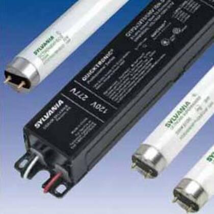 Electronic Ballast, Fluorescent, T8, 2-Lamp, 32W, 120-277V