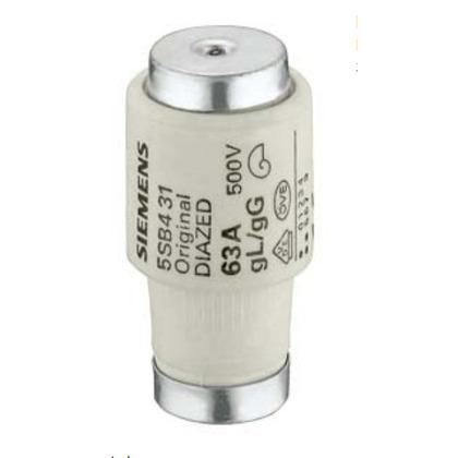 DIAZED FUSE LINK,35 AMP,AC/DC,500V