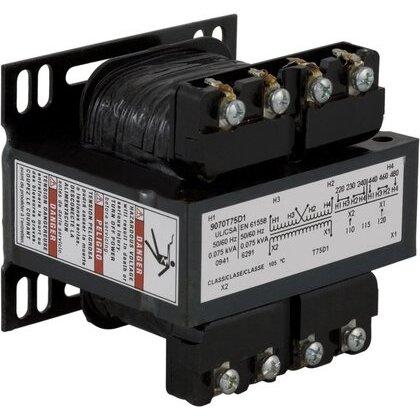 TRANSFORMER CONTROL 75VA 600V-120V