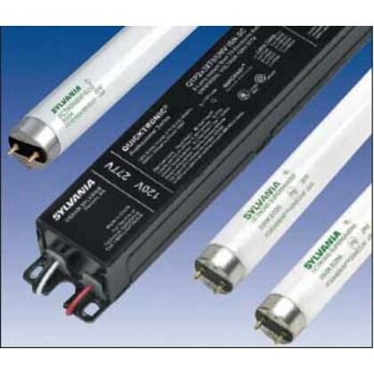 Electronic Ballast, Fluorescent, T8, 3-Lamp, 120-277V