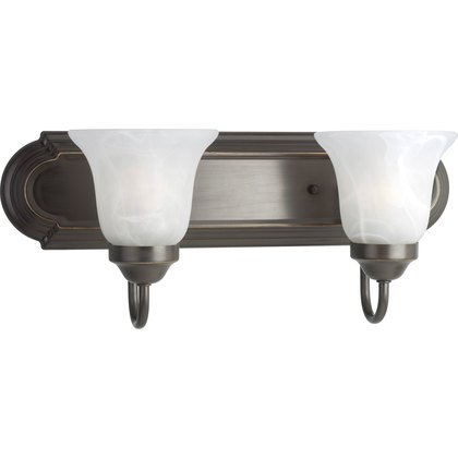 2-13W CFL BATH *** Discontinued ***