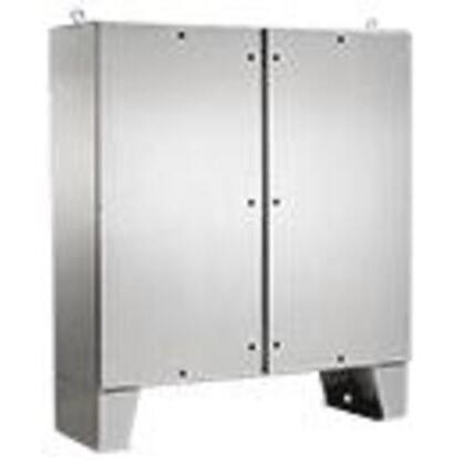SS Two Dr Type 4X Enclosure