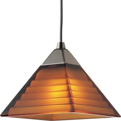 Mini-Pendant, 1 Light, 50W, Brushed Nickel *** Discontinued ***