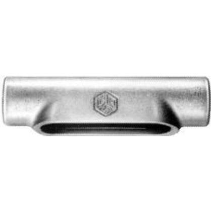 "Conduit Body, Type: C, Size: 1"", Form 9, Aluminum"