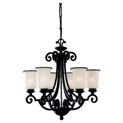 S-gul 31146-814 Chandelier,sea Gull *** Discontinued ***