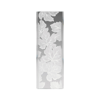GLASS PANEL MAPLE LEAVES *** Discontinued ***