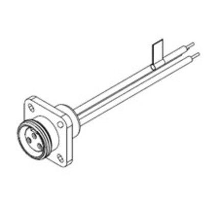 MC 5P MR 12IN 16/1  PVC FLNGD