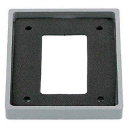 Floor Box, Adapter Frame, Rectangular