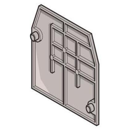 Snap-On, End Section, Type: FEM6