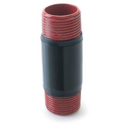 2x6 PVC Coated Rigid Nipple