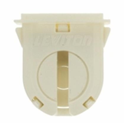 Fluorescent Lampholder, Miniature Base, Turn Type w/ Lock, Bi-Pin