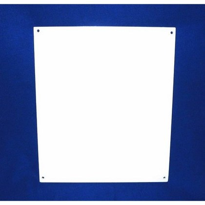 Fiberglass Back Panel