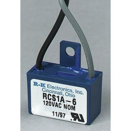 "Transient Voltage Suppressor, 240VAC, 220Ohm, 18"" Leads"