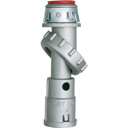 """MC/AC/Flex Connector, 3/8"""", 90°, Snap-In, Insulated, Die Cast Zinc *** Discontinued ***"""