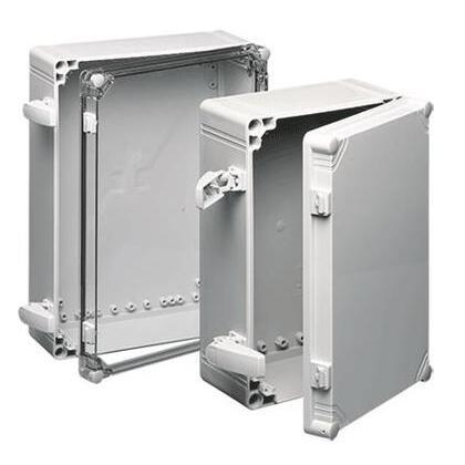 Junction Box, NEMA 4x, Screw Cover, 400 x 300 x 123mm