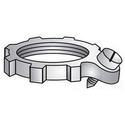 "Bonding Locknut, 2"", Steel"