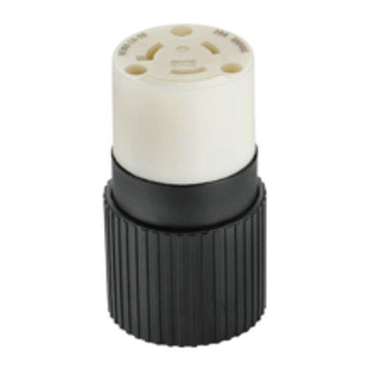 CONN 20A 600V 2P3W H/L
