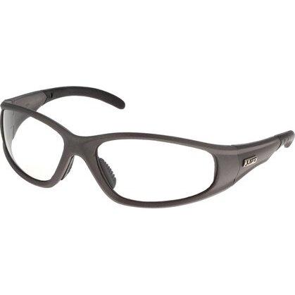 Strobe Protective Eyewear - Silver, Clear
