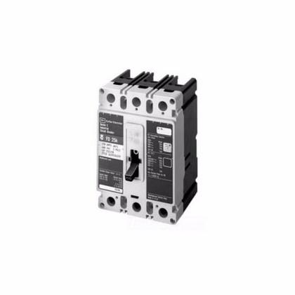 Breaker, 125A, 3P, 240V, 125VDC, Type EDB, 22 kAIC