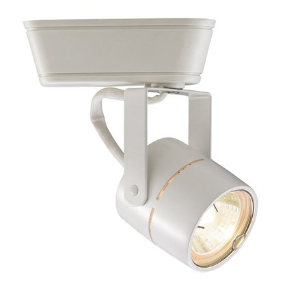 Track Head, MR16, 1 Lamp, 50W, White