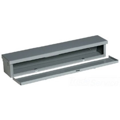 WIREWAY 12 X 12 RAINTIGHT TROUGHS - 2 FT