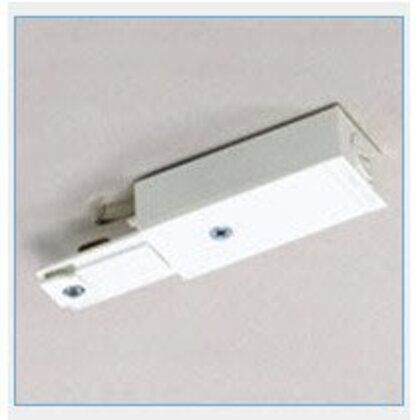Connector, 2 3/4 in, White