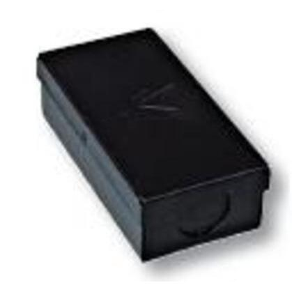 Linear Enclosed Splicing Box, Black *** Discontinued ***