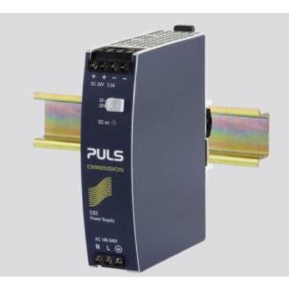 Power Supply, 80W, 3.3A, 28VDC Output, 240VAC, 300VDC Input, IP20