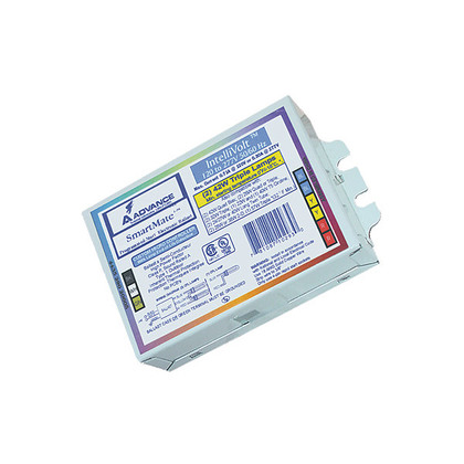 Electronic Ballast, Compact Fluorescent, 2-Lamp, 42W, 120-277V