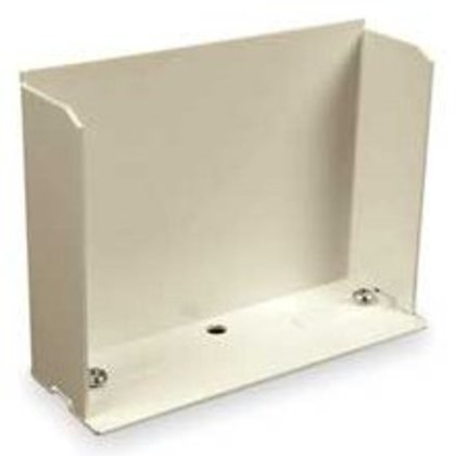 Blank End Fitting / 6000 Series, Steel, Ivory