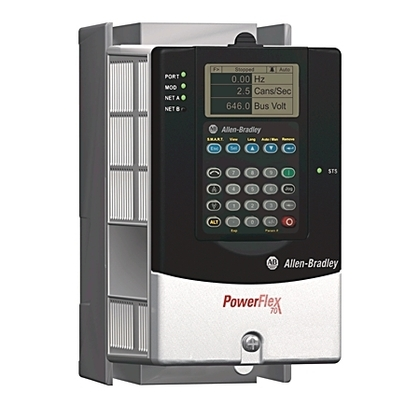 PowerFlex 70 AC Drive 6.8 A at 2 Hp 20A