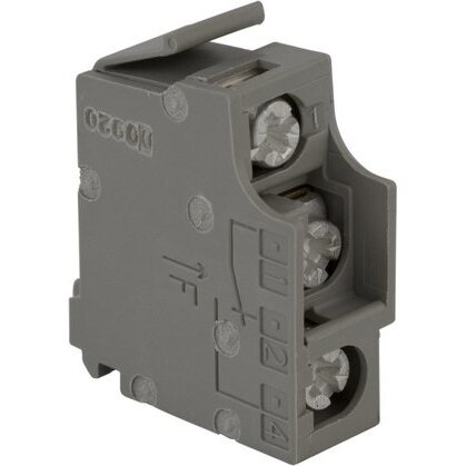 Breaker, Molded Case, Auxiliary/Alarm Switch, 10mA, 24V AC/DC