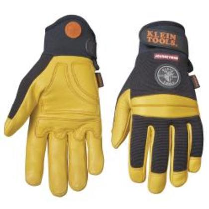 LEATHER WORK GLOVES - XLARGE *** Discontinued ***