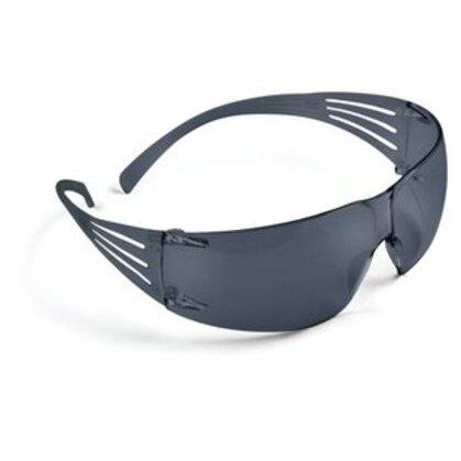 SecureFit Protective Eyewear, Frameless, Gray