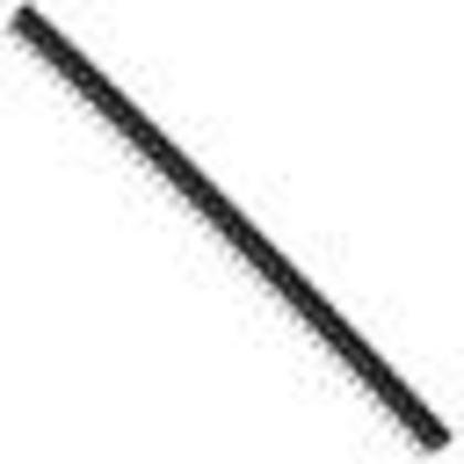 """4.33"""" X 984 FT.  black ribbon"""
