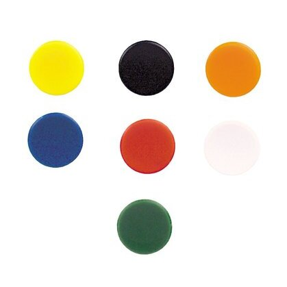 Push Button, Inserts, 30mm, Universal, Amber, Black, Blue, Green, Red, Yellow