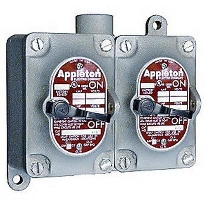 2-g 3/4 Snap Switch Sta-fs