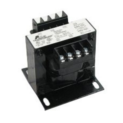 Transformer, 50VA, 120 x 240 Primary Volt, 24 Secondary Volt, 1PH *** Discontinued ***