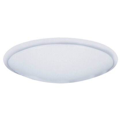 Close to Ceiling Light, 3 Light, 13W, White