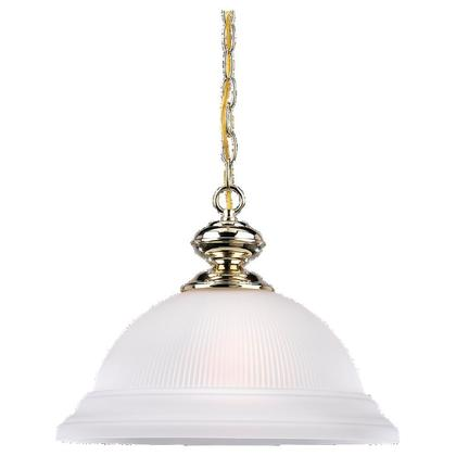 Pendant Single Light Polished
