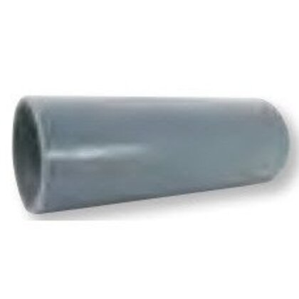 """Coupling, Type: Long Line, Size: 2-1/2"""", Material: PVC"""