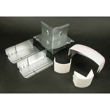 DS4000 EXTERNAL ELBOW DESIGNER GRAY