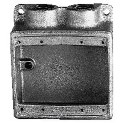 3/4 FSS/FDS 2 GANG CAST DEVICE BX