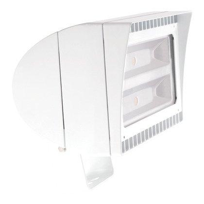 Flood Light, LED, 1-Light, 78W, 120-277V, White