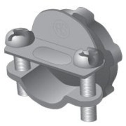 """Service Entrance Connector, 2-Screw, 2"""", for Round SE or USE Cable"""