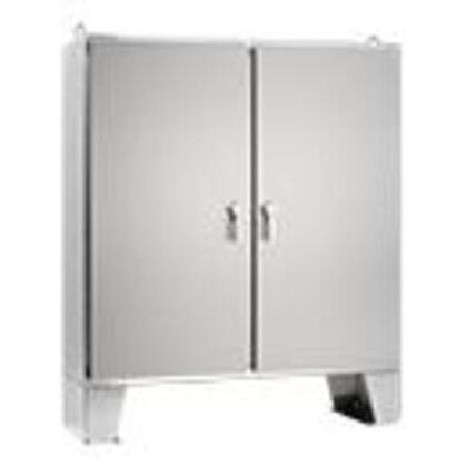 Two-Door N4X 304SS with handle