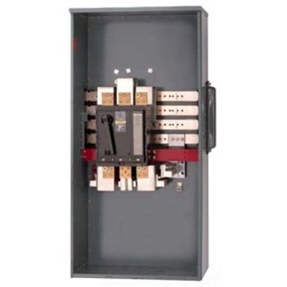 Meter Pak, Main Breaker Unit, 1000A, 208Y/120, 120/240VAC, 3P, 65kAIC
