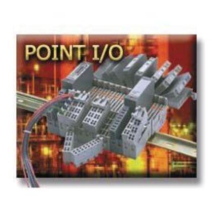 I/O Module, Digital DC Input, 8 Channel, DIN Rail, 24VDC