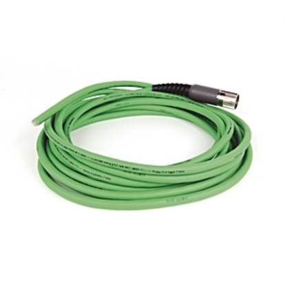 Cable, Motor Feedback, Speedtec DIN Connector, Flying Lead, 7m